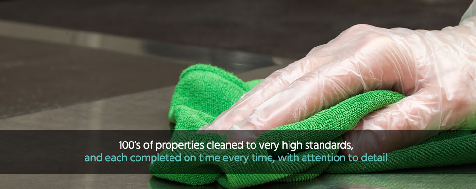 Commercial Cleaning Company Waltham Forest